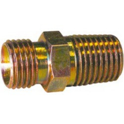 NIPPLE RS 1/4 - RC 3/8 DE1438