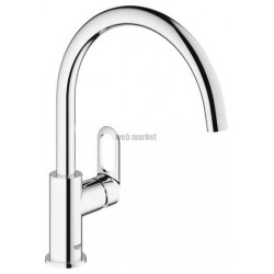 MITIGEUR EVIER BAULOOP CHROME GROHE F.31368000