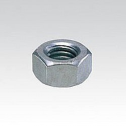 ECROU HEXAGONAL ZINGUE M10 -UNITE- 105433