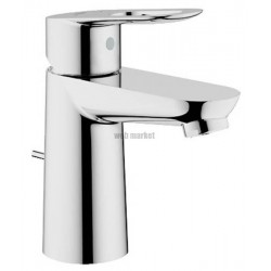MITIGEUR LAVABO BAULOOP CHROME GROHE F.23335000