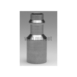 MAMELON REDUCTION A SERTIR MF 42X35 INOX 692434235