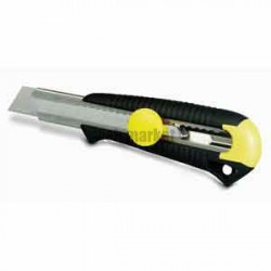 CUTTER MPO 18MM -CARTE- STANLEY 0-10-418