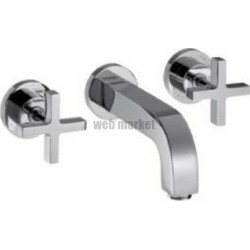 SET FINITION MEL.3T.AX.CITTERIO H.GROHE 39143000