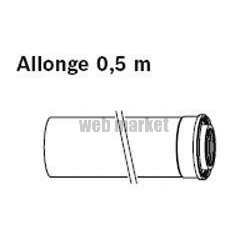 ALLONGE 60/100 COND. 0.5M AZB909 7719002779