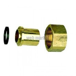 RACCORD COMPLET A SOUDER CU14 08769.14K+