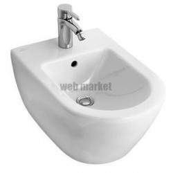 BIDET SUSPENDU SUBWAY2 37X56 BLANC VB 54000001