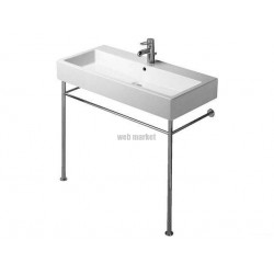 CONSOLE METAL.VERO 80X47 CHROME 0030661000