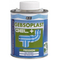 GEBSOPLAST PLUS+PINCEAU BTE 250ML 504748