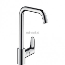 MITIGEUR EVIER FOCUS CHROME H.GROHE 31820000