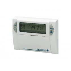 THERMOSTAT D'AMBIANCE PROGRAMMABLE FILAIRE AD 137