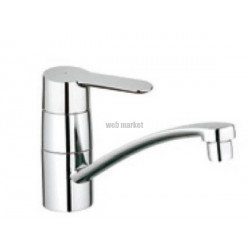 MITIGEUR EVIER BAUEDGE CHROME GROHE F.23563000