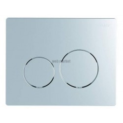 PLAQUE COMMANDE SPHERE-INGENIO CHROME MAT 31261160