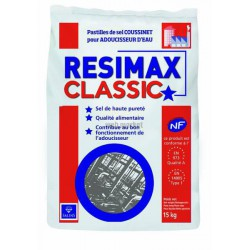SEL ADOU.PASTILLE RESIMAX CLASSIC 15KG 109830