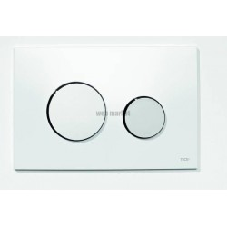 PLAQUE DECLANCHEMENT 3/6L BLANC TECELOOP 9240627