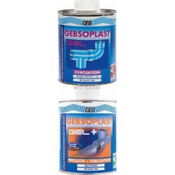 GEBSOPLAST HT PLUS POT PLASTIQ.250 ML 504855