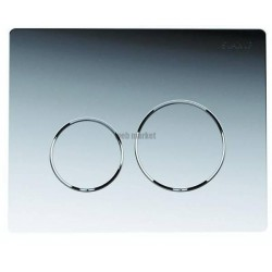 PLAQUE COMMANDE SPHERE-INGENIO CHROME BRIL. 31261260