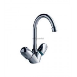 MELANGEUR LAVABO GALEO CD CHROME JD E72920-CP