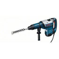 PERFORATEUR SDS MAX GBH8-45DV 1500W 12,5 JOULES