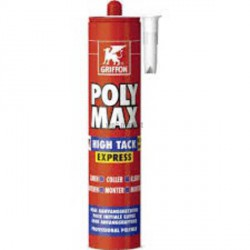 COLLE POLY-MAX H.TACK EXPRES.CART. BLANC 6303764