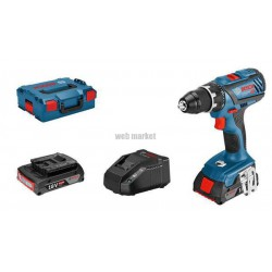 PERCEUSE VIS.GSR 18V-28+2BAT.BOSCH 06019H4102