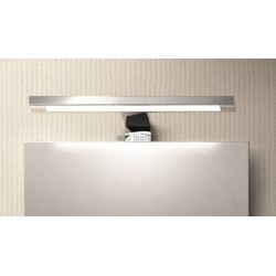 APPLIQUE LED METROPOLITAN 50CM CHR H59.500C