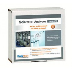 KIT SOLUTECH ANALYSE COLLECTIF C0007412