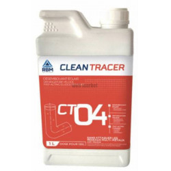 CLEAN TRACER CT04 DESEMBOUANT RAPIDE 38010002